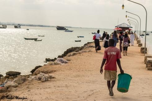 The Waterfront, Dar-es-Salaam_